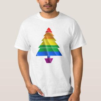 RAINBOW TREE WAVY -.png T-Shirt