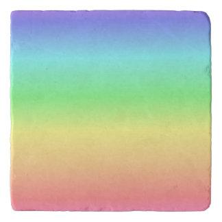Rainbow Trivet