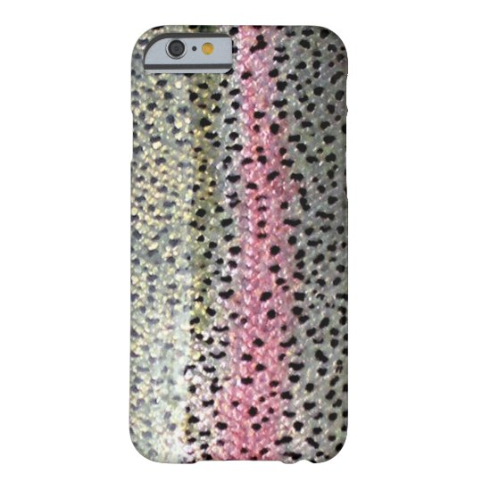 Rainbow Trout by PatternWear© Barely There iPhone 6 Case