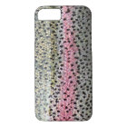 Rainbow Trout by PatternWear© Case-Mate iPhone Case