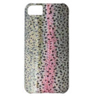 Rainbow Trout by Patternwear© Fly Fishing Cover For iPhone 5C