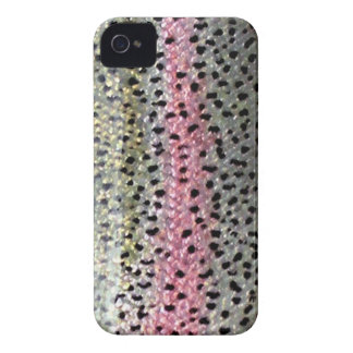Rainbow Trout by PatternWear© iPhone 4 Case-Mate Case
