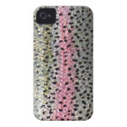 Rainbow Trout by PatternWear© iPhone 4 Cover