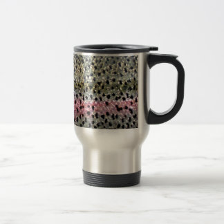 Rainbow Trout by PatternWear© Coffee Mugs