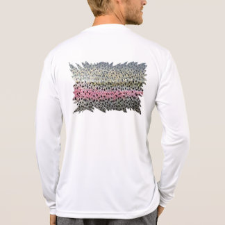 """Rainbow Trout"" by Patterwear© Fly Fishing T Shirts"
