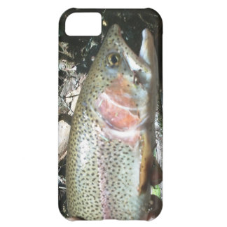 Rainbow trout iPhone 5C covers