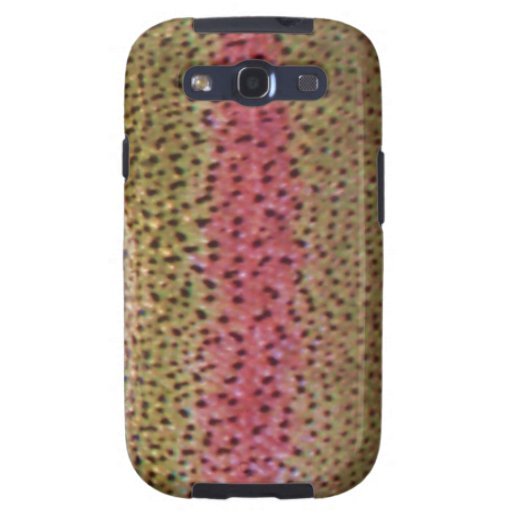 Rainbow Trout Samsung Galaxy S3 Case
