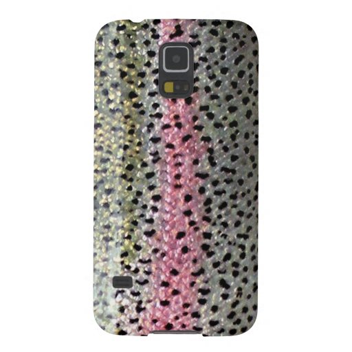 Rainbow Trout Samsung Galaxy Nexus Cases