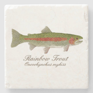 Rainbow Trout Coaster