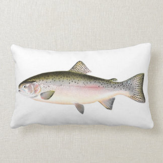 Rainbow Trout Fish Pillows