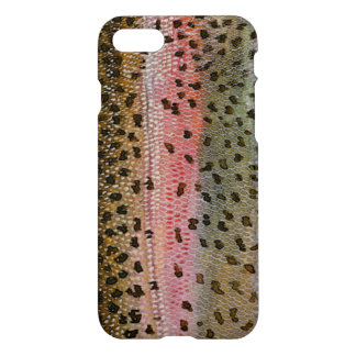 Rainbow Trout Fish Skin Print iPhone 8/7 Case