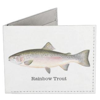 Rainbow Trout Fishing Tyvek® Billfold Wallet