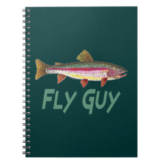 Rainbow Trout Fly FIshing Notebooks