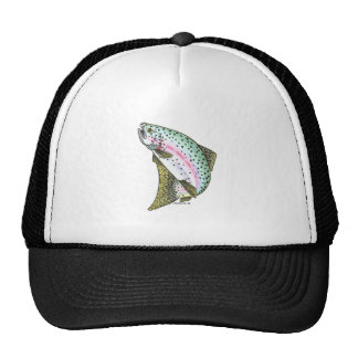RAINBOW TROUT MESH HAT