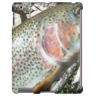 Rainbow trout skin cell phone