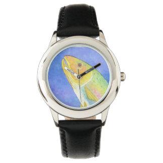 Rainbow trout watch