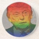 Rainbow Trump Coaster