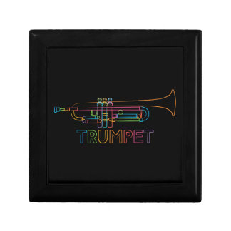 Rainbow Trumpet Gift Box