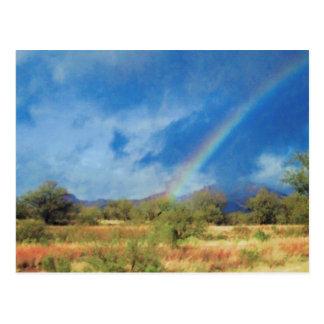 Rainbow Tubac, AZ Postcard