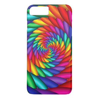 Rainbow Tunnel Twist Phone Case