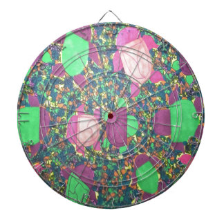Rainbow Turtles on The Rocks Dartboards