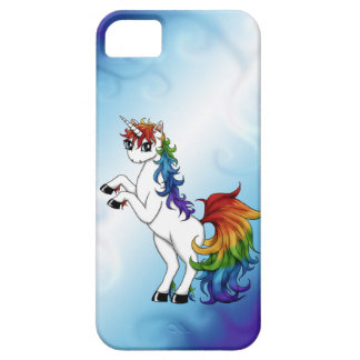 Rainbow Unicorn Case For The iPhone 5