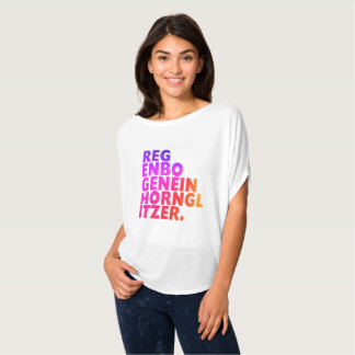 Rainbow + Unicorn + Glitter = perfection T-Shirt