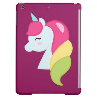 Rainbow Unicorn iPad Air Cases