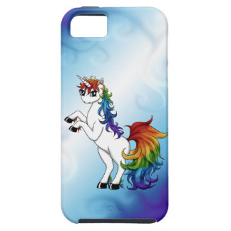 Rainbow Unicorn iPhone 5 Cases