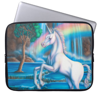 Rainbow Unicorn Lap Top Bag