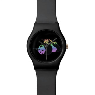 Rainbow Unicorn Pandas Magic Sparkle Cuddle Watch