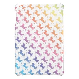 Rainbow Unicorns iPad Mini Cover