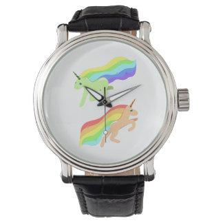 Rainbow Unicorns Watch
