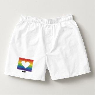 Rainbow Unity Heart Boxers