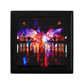 Rainbow Universe Bridge Jewelry Boxes