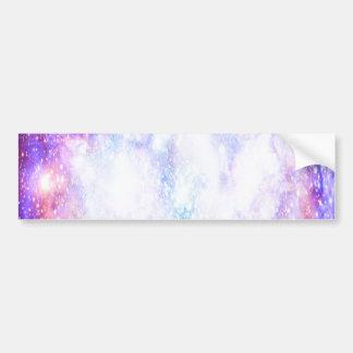 Rainbow Universe Bumper Sticker
