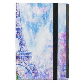 Rainbow Universe Paris iPad Mini Case