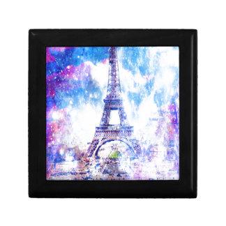 Rainbow Universe Paris Keepsake Boxes