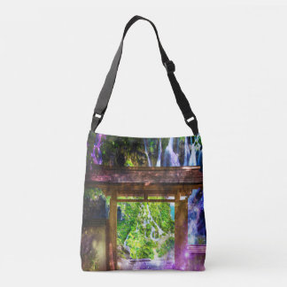 Rainbow Universe's Pathway to Paradise Crossbody Bag