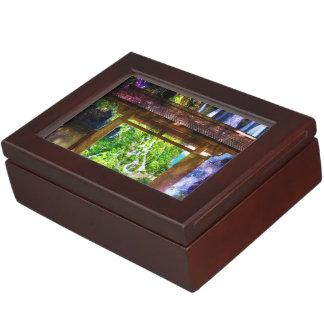 Rainbow Universe's Pathway to Paradise Keepsake Box