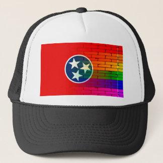 Rainbow Wall Tennessee Trucker Hat