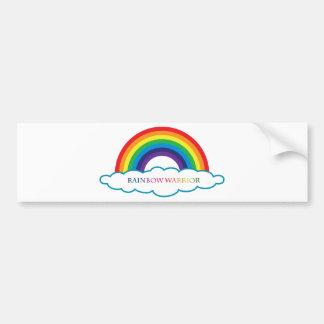 Rainbow Warrior collections Bumper Sticker