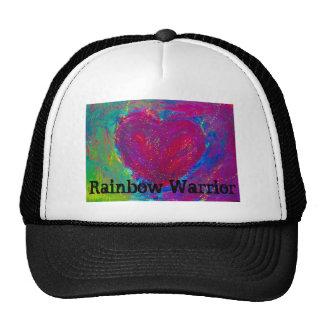 Rainbow Warrior Trucker Hat