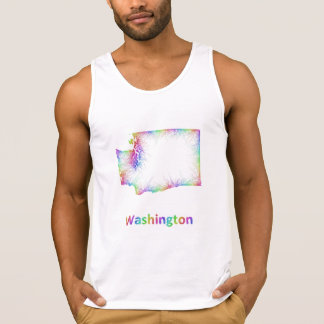 Rainbow Washington map