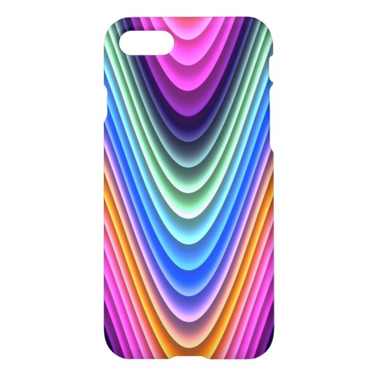 Rainbow Wave Case