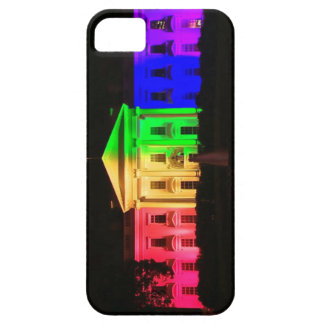 Rainbow White House iPhone 5 Cover