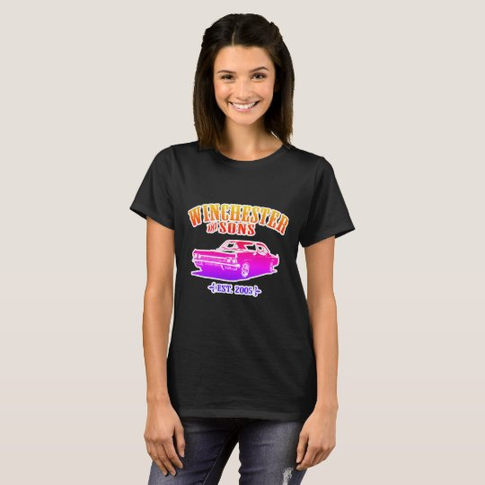 Rainbow Winchester And Sons T-Shirt