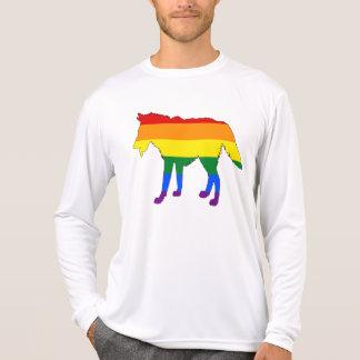 Rainbow Wolf T-Shirt