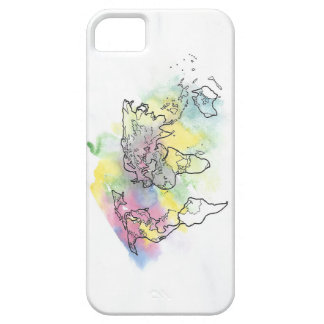 Rainbow World iPhone 5 Covers