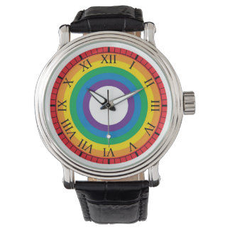 Rainbow Wristwatch